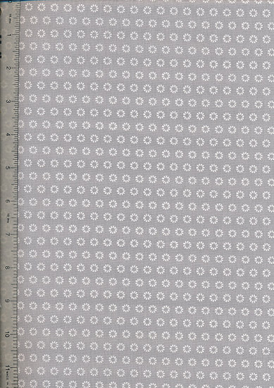 Je Ne Sais Quoi - Pressed Flower Grey