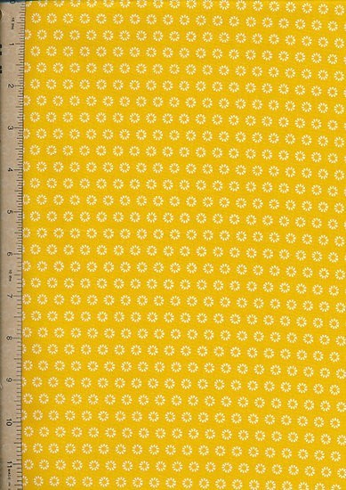 Je Ne Sais Quoi - Pressed Flower Yellow