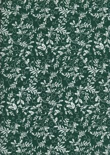 "Rose & Hubble 54"" Wide Christmas Fabric - 31"