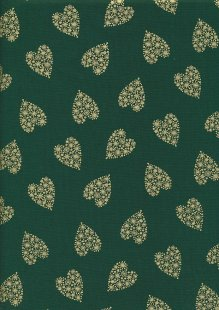 "Rose & Hubble 54"" Wide Christmas Fabric - 41"