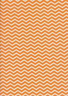 Je Ne Sais Quoi - Wave Orange
