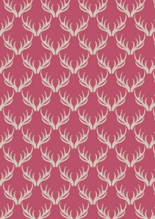 Lewis & Irene - A Walk In The Glen A157.2 - Antlers on rose