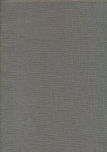 Sevenberry Japanese Linen Look Cotton - Plain Pewter